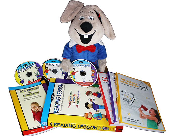 The Reading Lesson big package